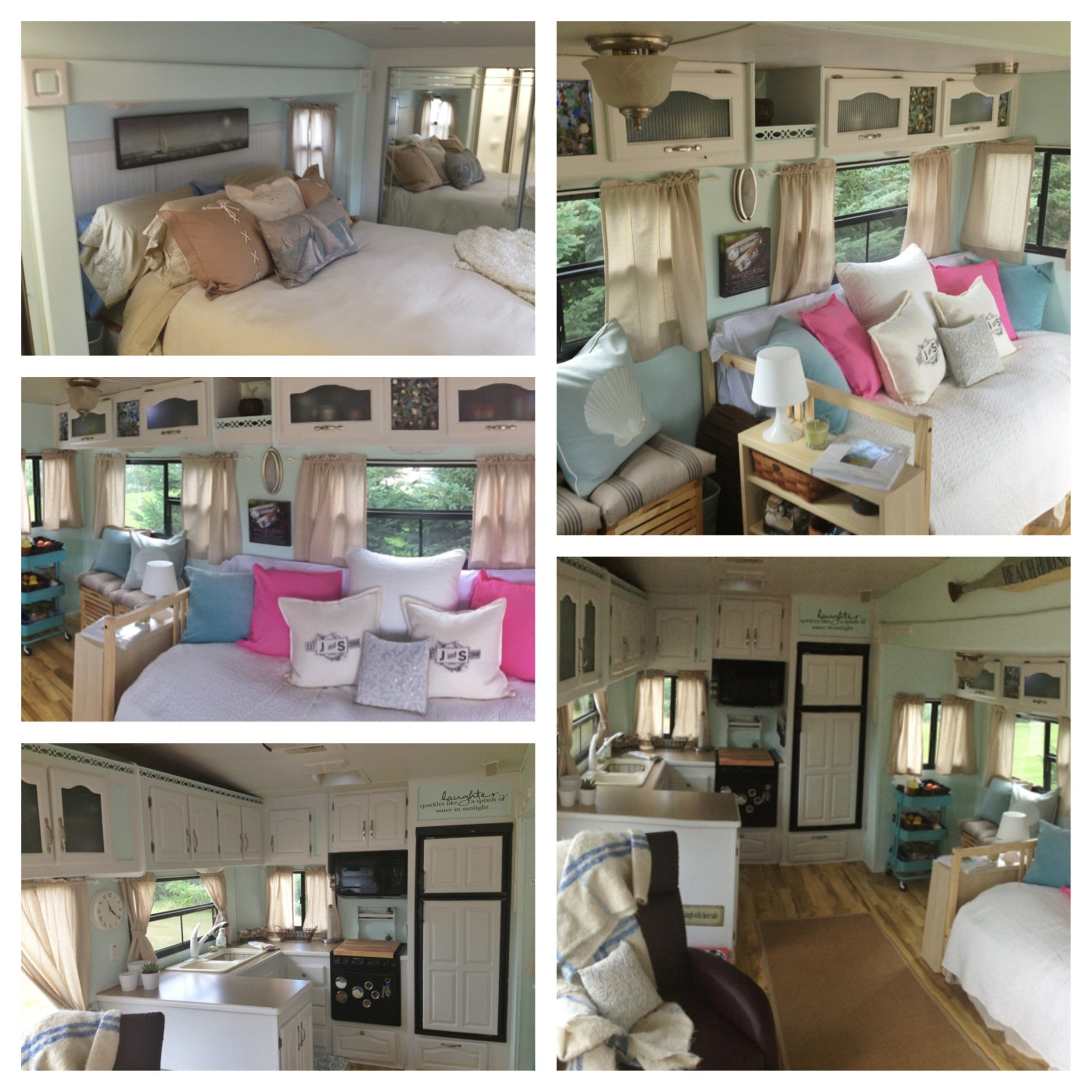Camper remodel ideas 10 decoratoo for Outside renovation ideas