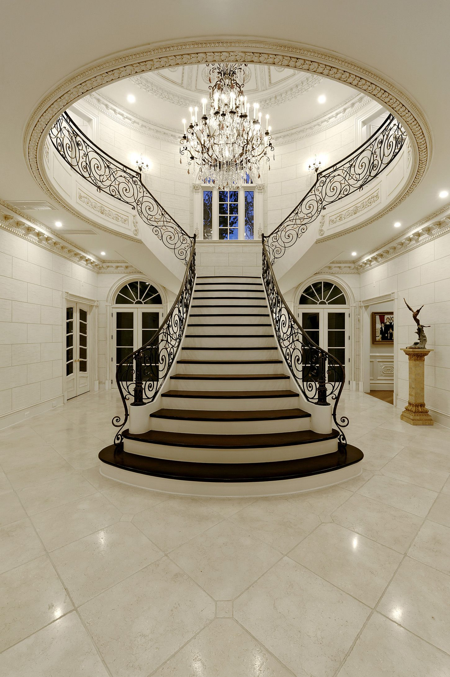 50 best design grand staircase decoratoo for Grand staircase design
