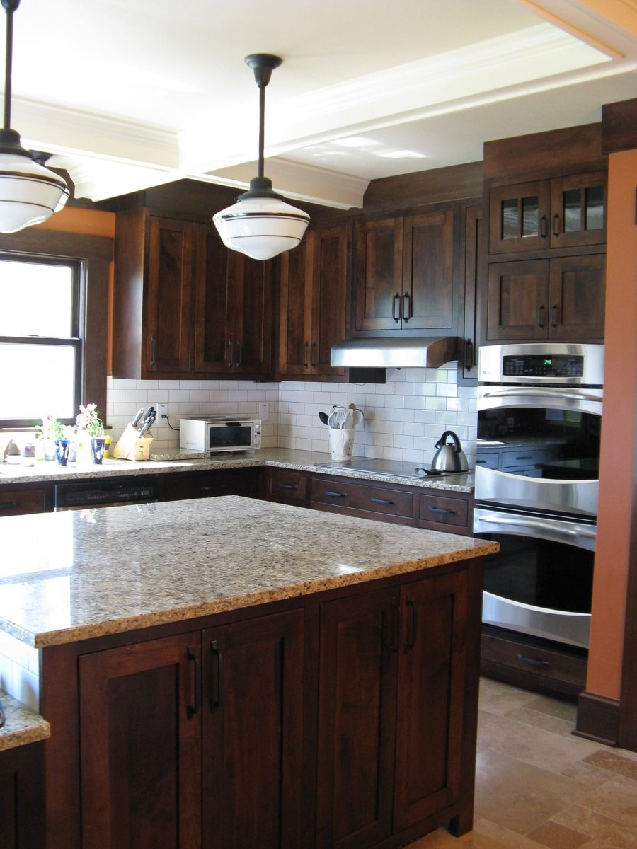 50 Modern Walnut Kitchen Cabinets Design Ideas Decoratoo