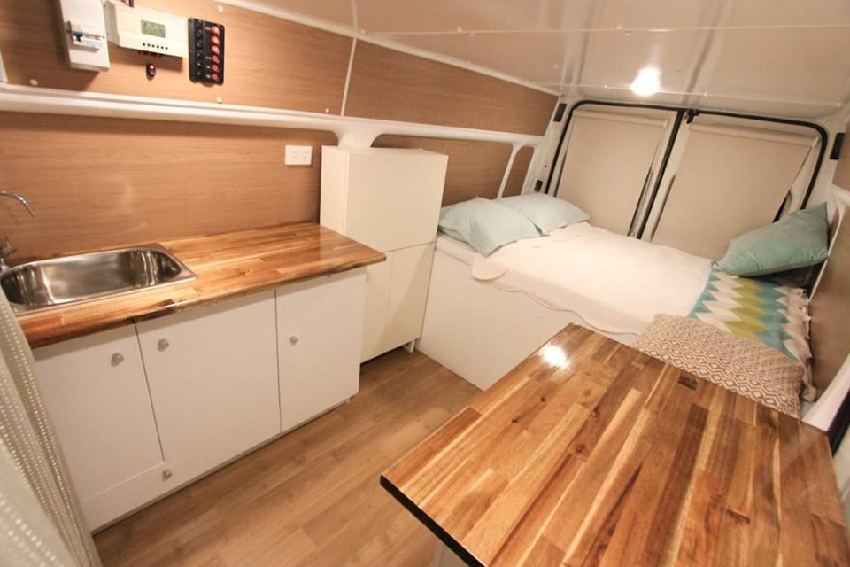 50 Best Camper Van Interior Ideas Decoratoo