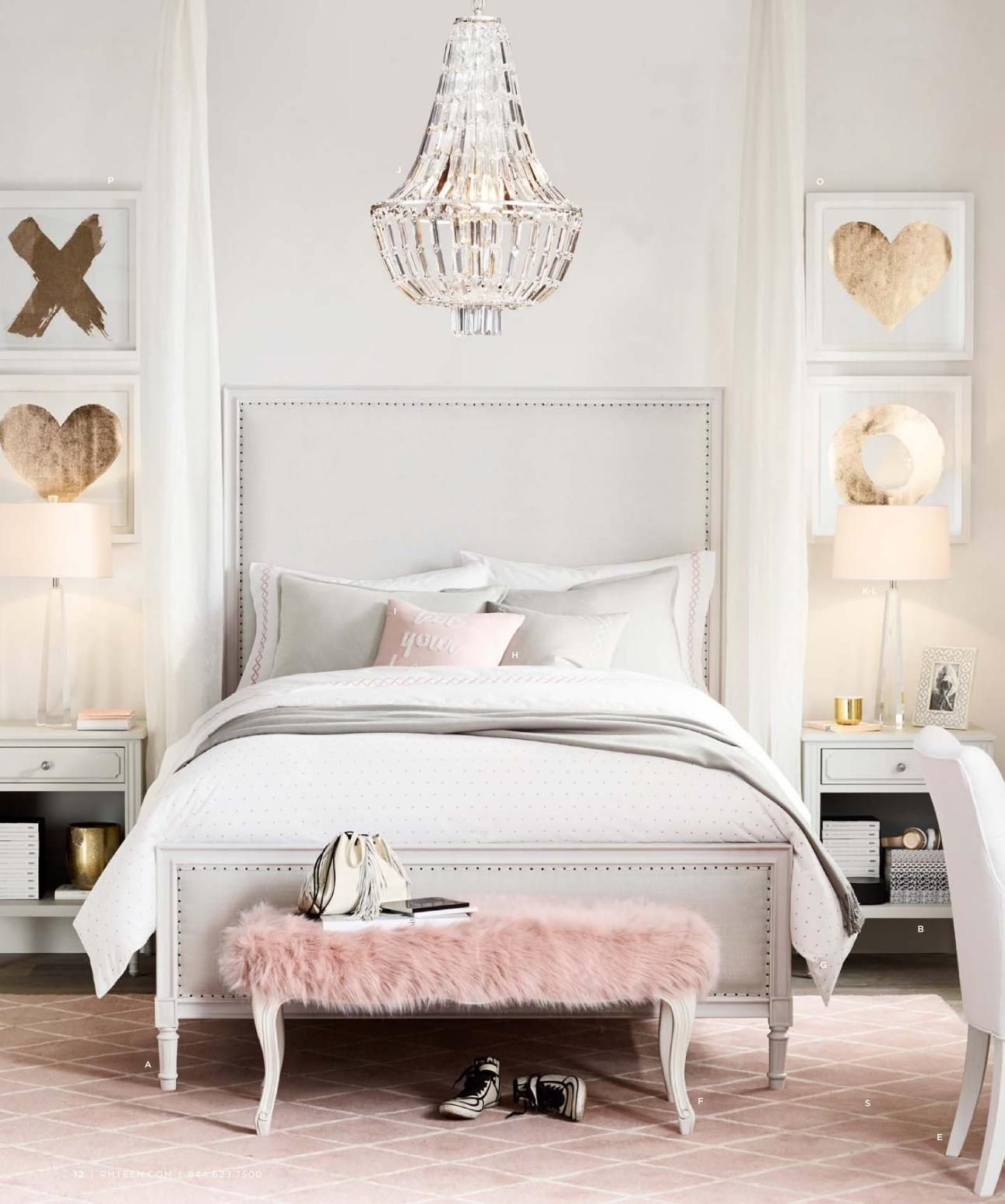 Bedroom Ideas Red And Gold Bedroom Furniture Gold Crystal Bedroom Ceiling Lights Bedroom Ideas Green: Pink White And Gold Bedroom 32