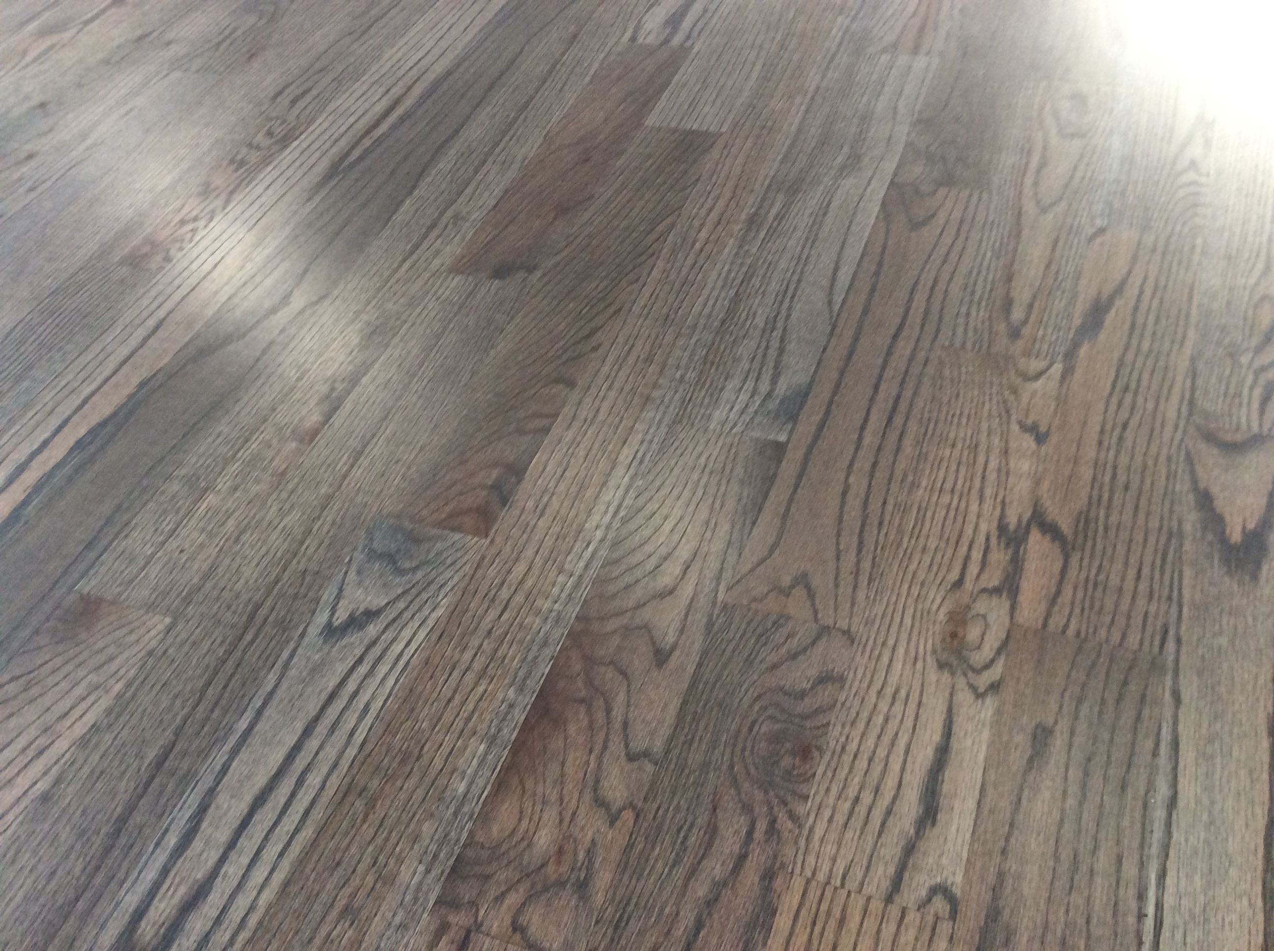 Oak Wood Color ~ Best red oak floor stain colors decoratoo