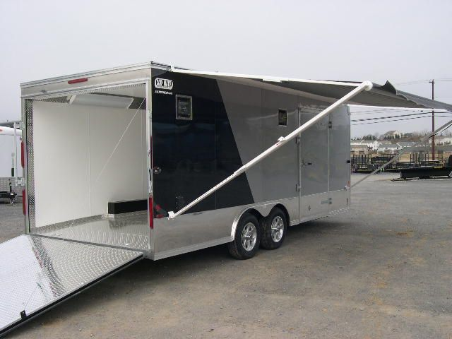 22 Best Enclosed Trailer Ideas Decoratoo
