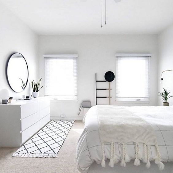12 Minimalist Bedrooms Ideas For You